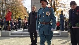 Consul General's participation to the Remembrance Day celebrations