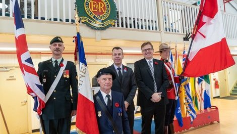 Remembrance Day commemorations 2019