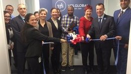 Successful opening of the new Visa Application Center in Vancouver